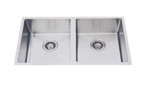 BD7440R Double Undermount Sink