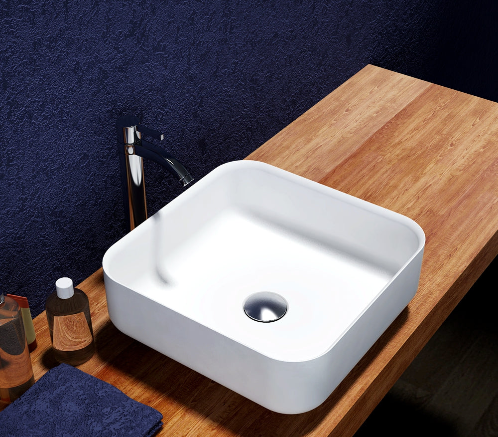 Bliss Solid Surface Above Counter Basin