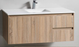 Grace Wall Hung Vanity Unit