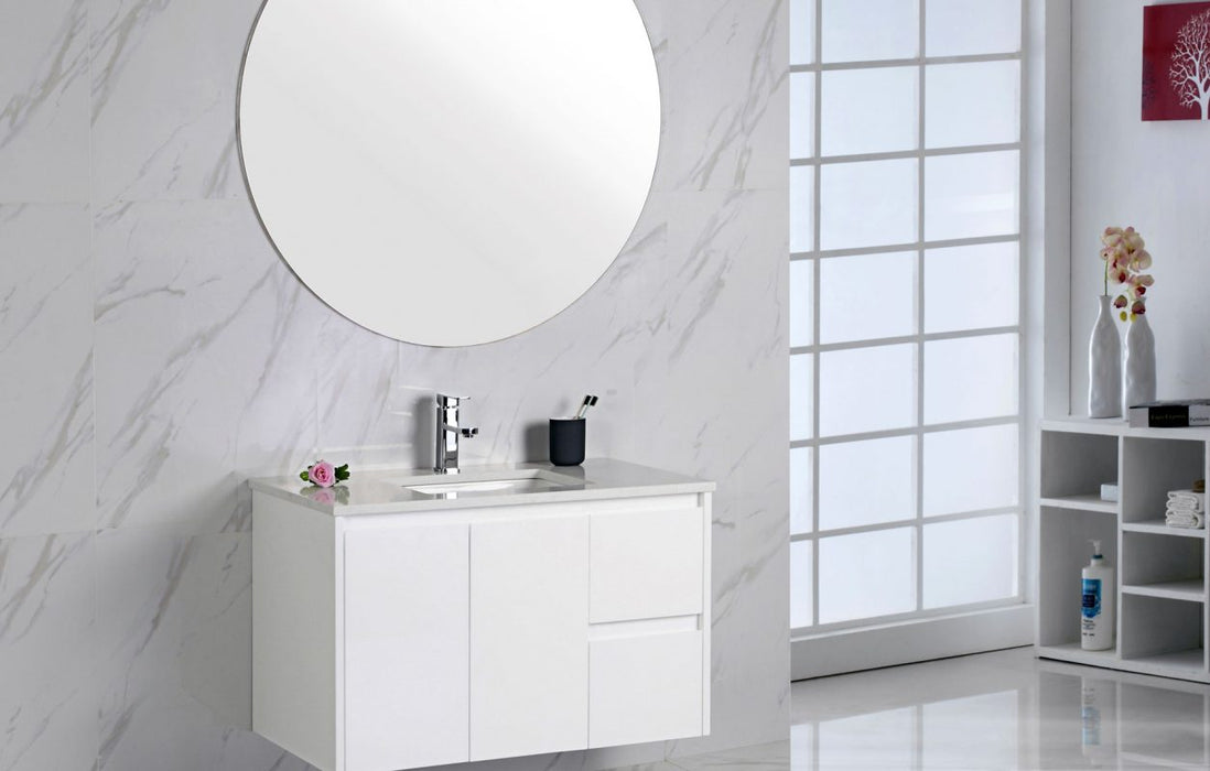Alice Wall Hung Vanity Unit
