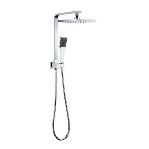 Square Short Twin Shower