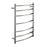 H810 Curved Heated Towel Ladder