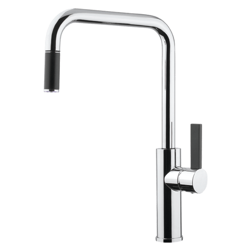 Luz Sink Mixer With Pull Out Spray