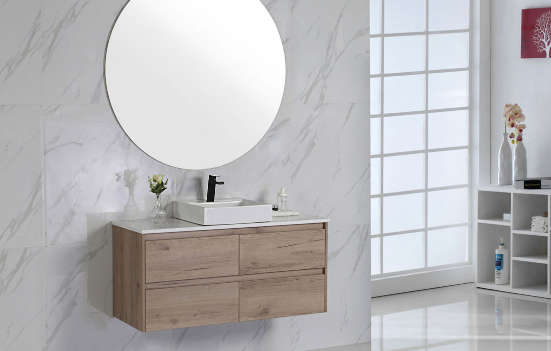 Max Wall Hung Vanity Unit
