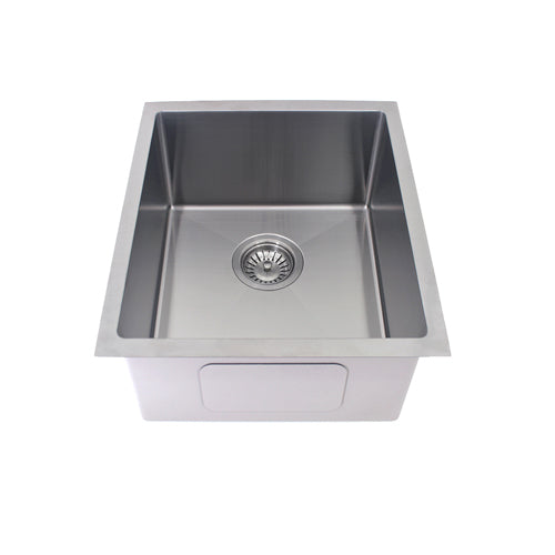 M-S201B Single Undermount Sink