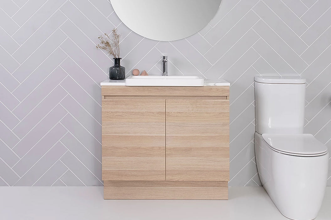 Mayfair Semi Recessed Vanity