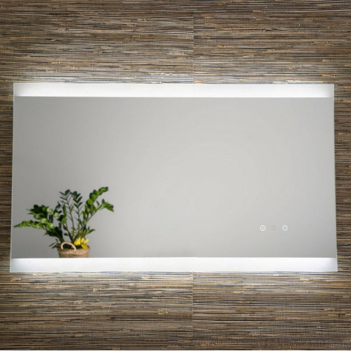 Miro Premium Backlit Mirror with Demister and Bluetooth