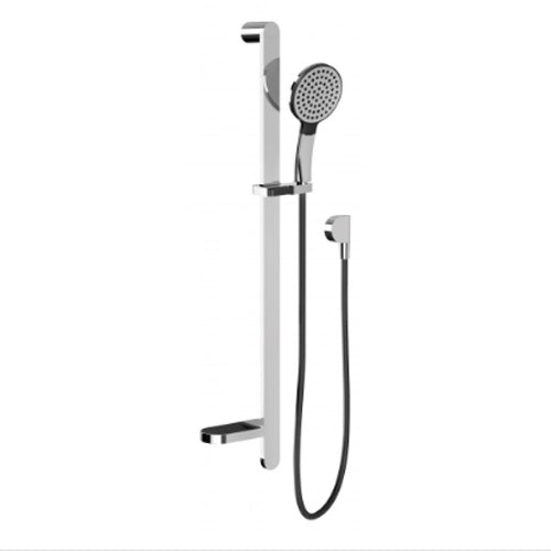 NX Quil Rail Shower Chrome / Black