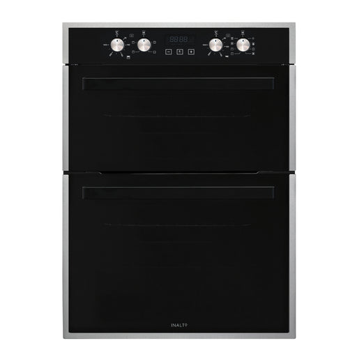 60cm 12 Function Double Oven