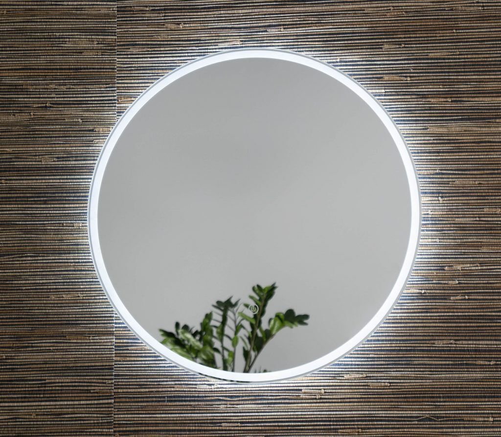 Sphere Backlit Mirror