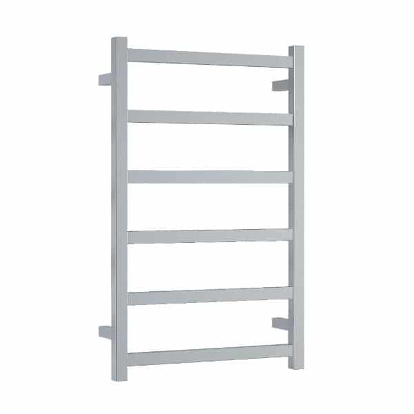 BS28M Straight Square Budget Heated Towel Rail