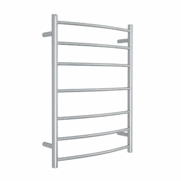 CR44M Curved Round Ladder Heated Towel Rail