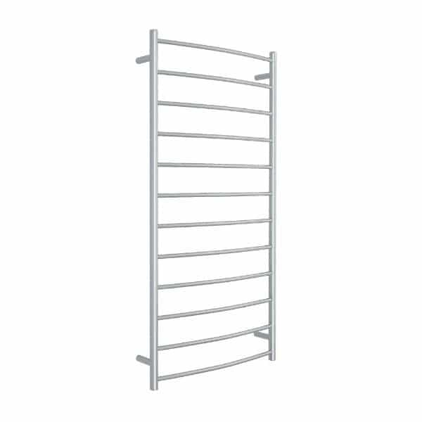 CR69M Curved Round Ladder Heated Towel Rail