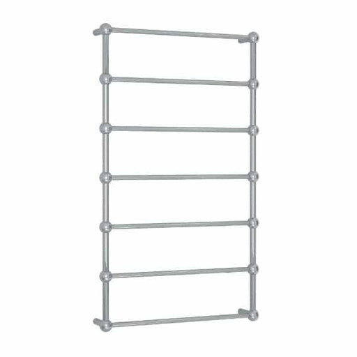 SB79M Straight Round Heritage Ladder Heated Towel Rail