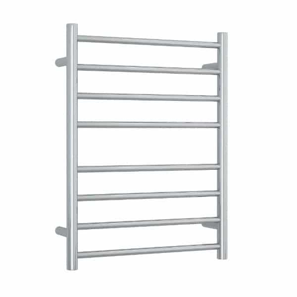 SR23M Straight Round Ladder Heated Towel Rail