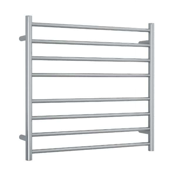 SR33M Straight Round Ladder Heated Towel Rail