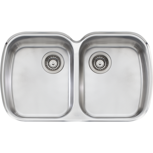 Monet Double Bowl Undermount Sink