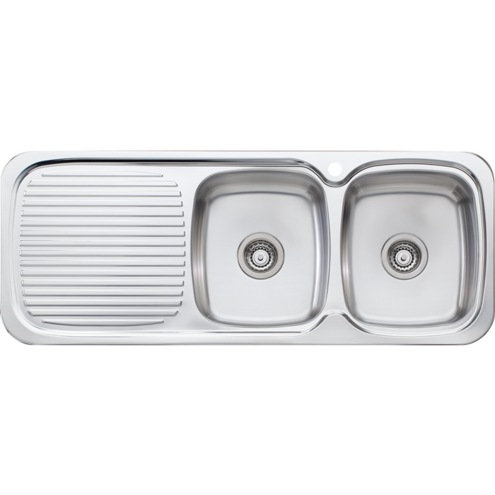 Lakeland 1200 Double Bowl Sink
