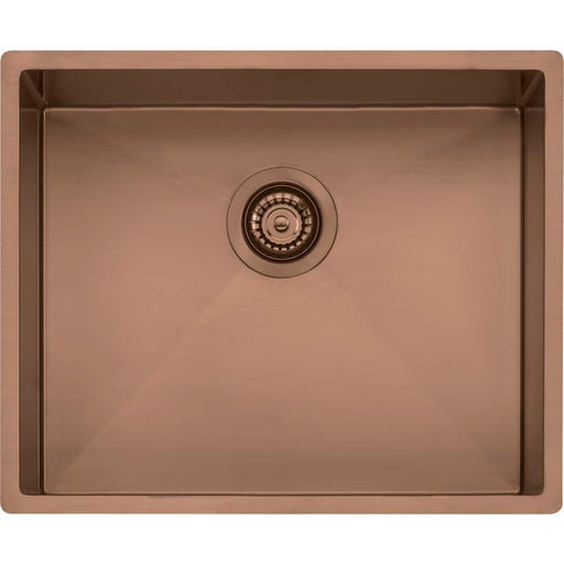 Spectra Single Bowl Copper Sink