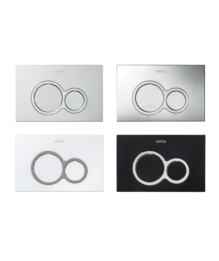 Seima In Wall Buttons 100 Series