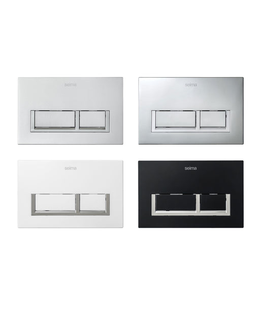 Seima In Wall Buttons 400 Series