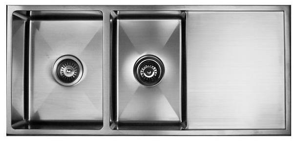 SS9845R Inset Sink
