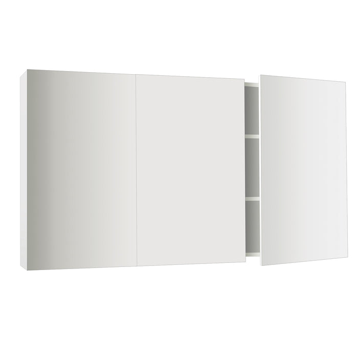 Pencil Edge Mirror Cabinet