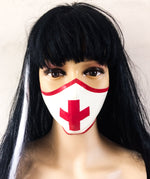 Latex Nurse Medical Mask