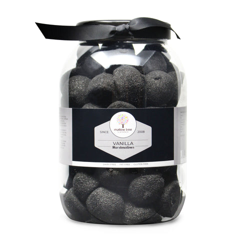 Apple Flavoured Marshmallow Balls in a Gift Jar 600 g