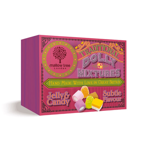 Sour Cola Jellies in a Snack Box
