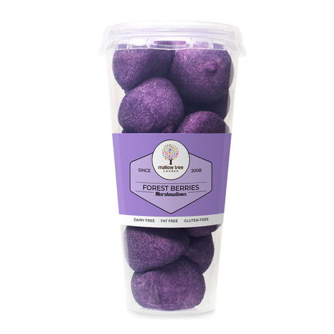 Vanilla Flavoured Marshmallow Balls in a Gift Jar 600 g