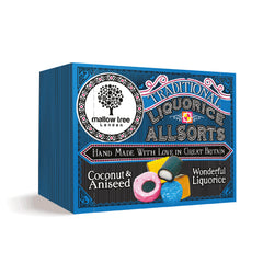 Liquorice Allsorts in a Snack Box x10