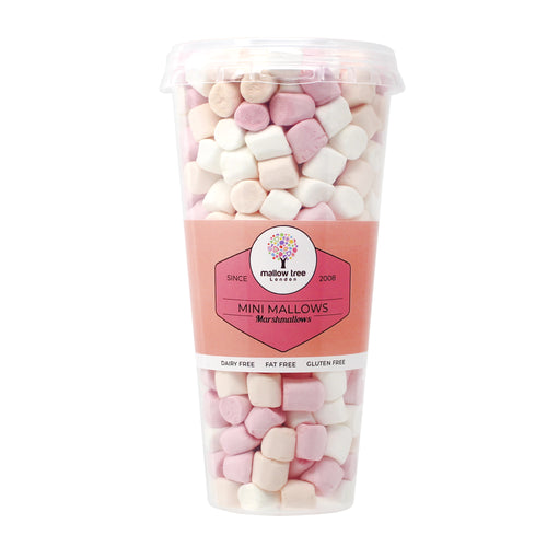 Vanilla Flavoured Mini Marshmallows in a Cup 110 g