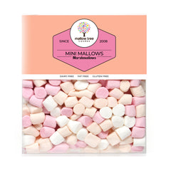 Vanilla Flavoured Mini Marshmallows in a Gift Box 200 g