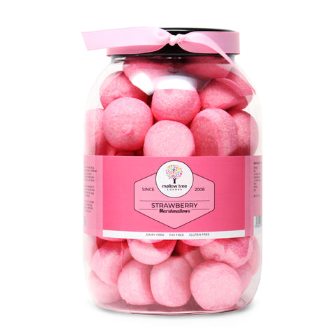 Forest Berries Flavoured Marshmallow Balls in a Cup 135 g