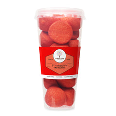 Strawberry Flavoured Marshmallow Balls in a Cup 135 g