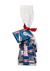Union Jack Milk Chocolate Neapolitan in a Bag