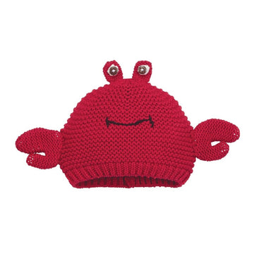 Crab Knit Hat