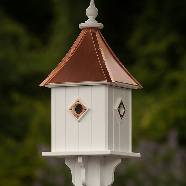 "Bluebird House PVC 10"" Square"