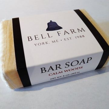 Bell Farm Calm Woods Soap
