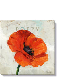 Poppy Giclee Wall Art
