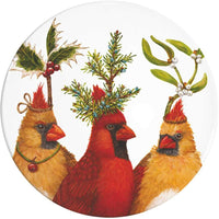 "Holiday Party 7"" Appetizer Plate"