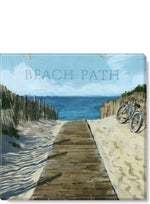 Beach Path Giclee Wall Art