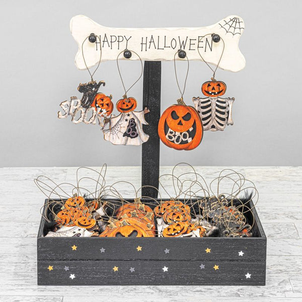Halloween Ornaments