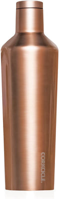 Canteen 25 oz Corkcicle in Electroplate Copper