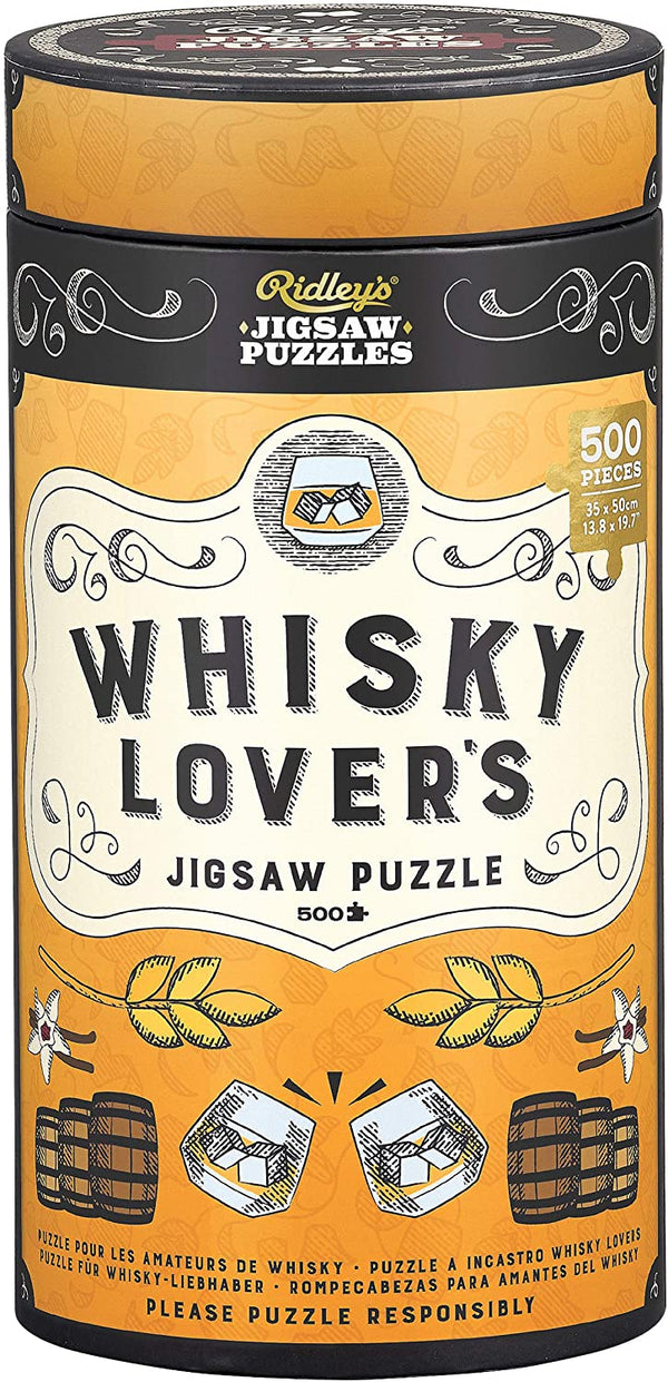 Whisky Lover Puzzle