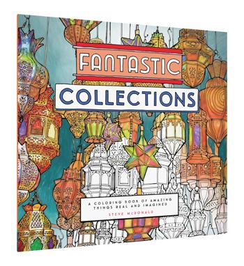 Collections coloring book