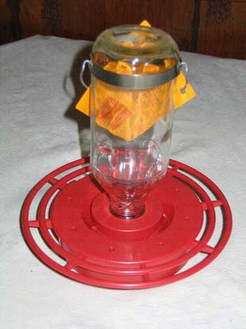 Glass Hummingbird Feeder Best