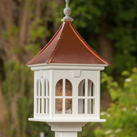 "Bird Feeder PVC 14"" Window"