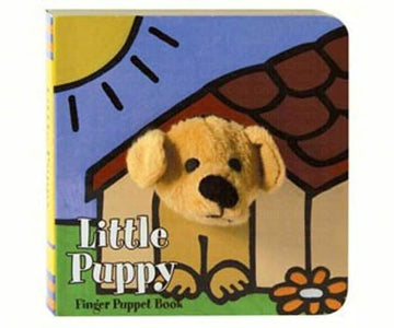 Little Puppy Fingerpuppet